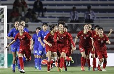Destacan a la selección femenina de fútbol como orgullo de mujeres vietnamitas