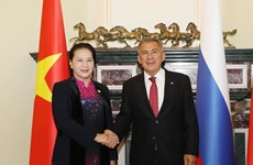 Aspiran Vietnam y República de Tartaristán a promover cooperación bilateral