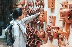 Crece la venta de productos artesanales vietnamitas en el mundo mediante comercio electrónico