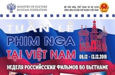 Celebran en Hanoi Ciclo del Cine ruso