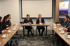 Analizan cuestiones económicas básicas de Vietnam en Nueva York