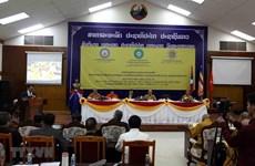 Efectúan simposio internacional sobre el desarrollo del budismo vietnamita en Laos