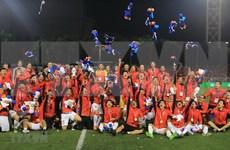 SEA Games 30: Vietnam gana 17 oros en penúltima jornada de competencia