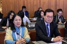 Participa Vietnam en Conferencia Internacional de la Cruz Roja y la Media Luna Roja