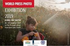 Inauguran en Vietnam exposición de fotoperiodismo mundial