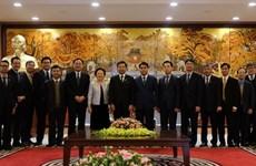 Respaldan autoridades de Hanoi las inversiones japonesas
