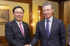 Promete Rusia apoyo a empresas para ampliar cooperación con Vietnam