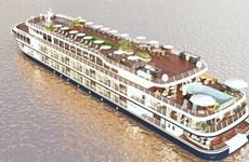 Inauguran crucero de lujo que conectará Can Tho y Camboya