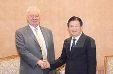 Reiteran apoyo a enlaces entre comunidades empresariales de Vietnam y Rusia