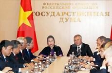 Patentiza máxima legisladora vietnamita importancia de la asociación estratégica integral con Rusia