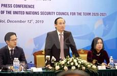 Incorporación a Consejo de Seguridad evidencia la política exterior de paz de Vietnam