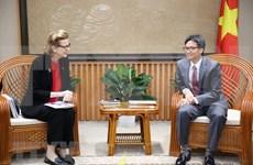 Reafirman esfuerzos de Vietnam por cumplir Objetivos del Milenio