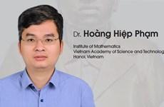 Honran a matemático vietnamita con el premio internacional Ramanujan 2019