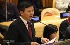 Vietnam anuncia sus prioridades en mandato de miembro no permanente de Consejo de Seguridad