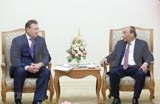 Respalda primer ministro de Vietnam cooperación gasífera con Rusia