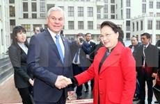 Robustecen nexos parlamentarios entre Vietnam y Belarús