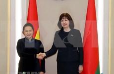 Acuerdan Vietnam y Belarús profundizar lazos bilaterales