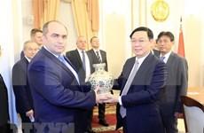 Identifican Vietnam y Belarús medidas para impulsar cooperación económica