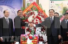 Frente de la Patria de Vietnam felicita a católicos con motivo de Navidad