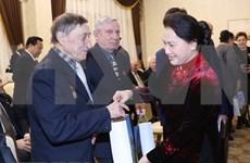 Destaca presidenta parlamentaria de Vietnam valiosa ayuda de Belarús
