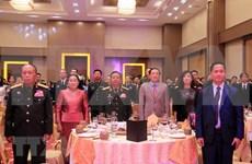Rememoran en Laos y Australia fundación de Ejército Popular de Vietnam