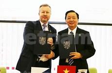 Vietnam y República Checa colaboran en protección del medio ambiente