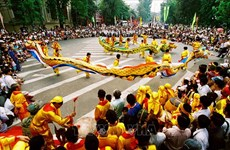 Preserva Hanoi cultura tradicional en vida contemporánea