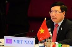 Propone Vietnam pronta ratificación de tratado comercial con la UE