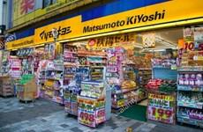 Abrirá cadena japonesa de cosméticos Matsumoto Kiyoshi tienda en Vietnam