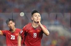 Mediocampista vietnamita entre candidatos para premio de mejor futbolista de Asia 2019