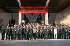 Destaca presidenta del Parlamento de Vietnam contribución de fuerzas de operaciones especiales