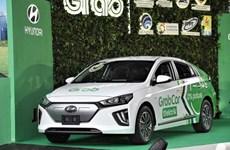 Emprenderán Hyundai y Grab servicio de transporte en vehículos eléctricos en Indonesia