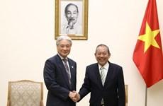 Viceprimer vietnamita exhorta a inversión de la prefectura japonesa de Tochigi