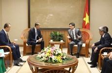Vietnam aspira a un mayor respaldo de la OMS para mejorar su sistema de salud