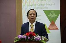 Cooperan Vietnam y Finlandia en construcción de municipios neutros en carbono