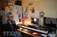 Gana estudiante vietnamita premio de concurso musical en Rusia