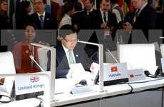 Apoya Vietnam a soluciones pacíficas y sostenibles a conflictos mundiales