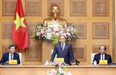 Premier exige a comunidad empresarial incrementar aportes al desarrollo nacional