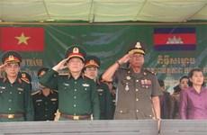 Efectúan Vietnam y Camboya simulacro de rescate ante desastres naturales