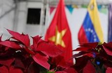 Recuerdan vietnamitas y venezolanos establecimiento de relaciones con homenaje a Ho Chi Minh