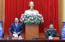 Premier de Vietnam enaltece aportes de la policía popular a desarrollo nacional