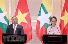 Visita del premier Xuan Phuc impulsa relación Vietnam- Myanmar, afirma vicecanciller
