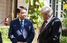 Acoge Hanoi Foro Itinerante por la Paz en Asia
