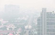 Polución del aire amenaza capital de Tailandia