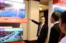 Vingroup presenta nuevos modelos de televisor inteligente