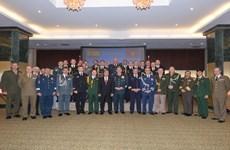 Conmemoran en España aniversario del Ejército Popular de Vietnam