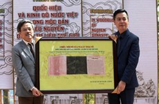 Conocen nombres de Vietnam a través de períodos históricos
