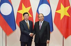 Enfatiza Laos la importancia de cooperación con Vietnam