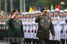 Acuerdan Vietnam y Camboya fortalecer nexos en defensa