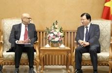 Exhortan al BM a respaldar a Vietnam en desarrollo de energía